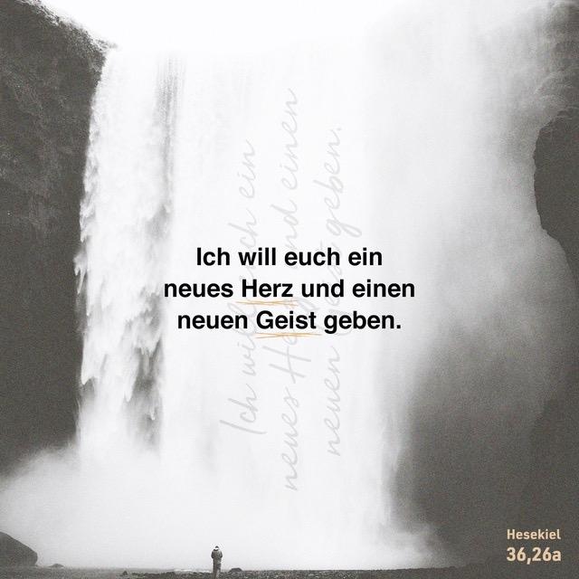 Hesekiel 36 26 Predigt